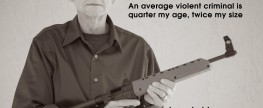 61-Year-Old Musician with Carry Permit, Stops Big Teen Robber (Video)
