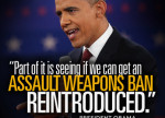 Barack Obama's Gun Control Record Revealed