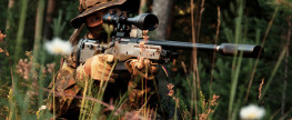 Forget Birds and Stones: British Sniper Kills 6 Terrorists With 1 Bullet