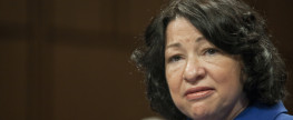Sotomayor Fears Drones Yet Votes To Strip Citizenry Of Ability To Combat Tyranny