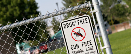President Trump: Repeal the Unconstitutional Gun Free School Zone Act