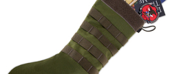 Tactical Christmas Stocking For The Gun Lover In Your Family