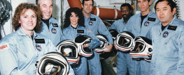 """Challenger """"Touches the Face of God"""" January 28th 1986"""