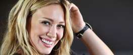 Hilary Duff Gets a Gun To Empower Herself