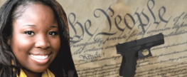 Interview with 2nd Amendment Defender Antonia Okafor