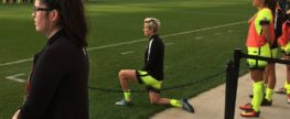 US Soccer Pro Megan Rapinoe Has Meltdown When Her Disrespecting Of the National Anthem Gets Thwarted