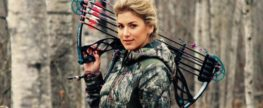 "Eva Shockey Unveils Cover for Book ""Taking Aim"""