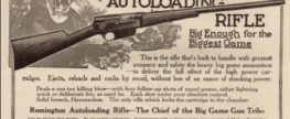 Semi-Auto Rifles: Common for 100 Years yet Mass Shooters are NOT