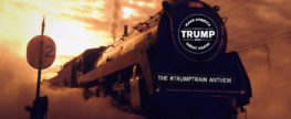 Hillary Got Run Over By The Trump Train (A Christmas Parody Song)